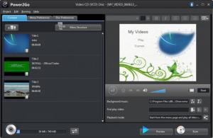Enlarge CyberLink  Power2Go Screenshot