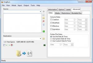 Enlarge ImgBurn Screenshot