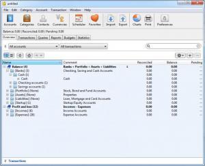 Enlarge iCash Screenshot