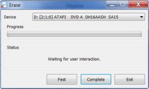 Enlarge Free Burn MP3- CD Screenshot