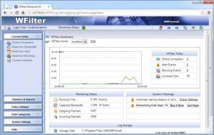Enlarge WFilter  Enterprise Screenshot