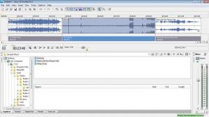 Enlarge Sony CD  Architect Screenshot