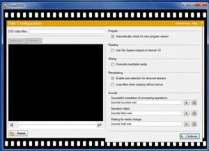 Enlarge CloneDVD Screenshot
