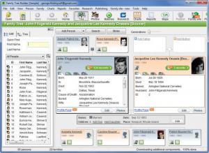 Enlarge Family Tree Builder Screenshot