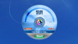 Enlarge 1CLICK DVD COPY Screenshot