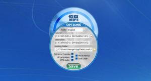 Enlarge 1CLICK DVD COPY Screenshot