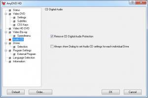 Enlarge AnyDVD Screenshot