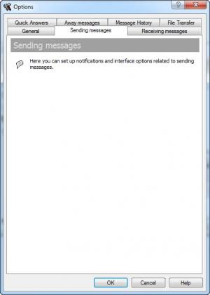 Enlarge Bopup Messenger Screenshot