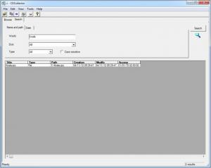 Enlarge CDCollector Screenshot
