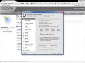 Enlarge Harmony Screenshot