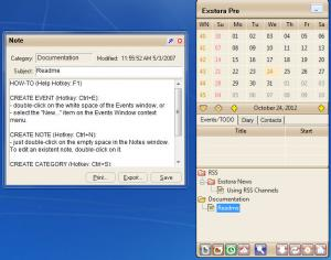 Enlarge Exstora  Pro Screenshot