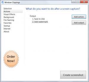 Enlarge Window  Clippings Screenshot