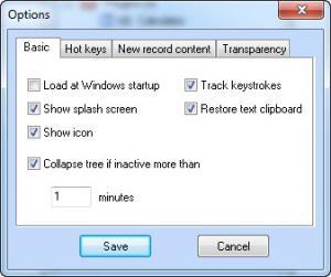 Enlarge WinPaster Screenshot