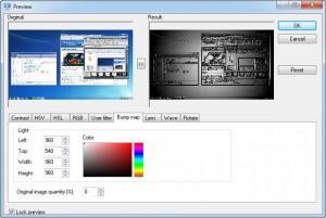 Enlarge Screenshot Captor Screenshot