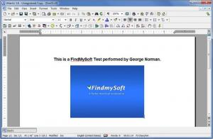 Enlarge Atlantis Word  Processor Screenshot