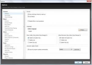 Enlarge Helium Music Manager Screenshot