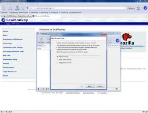 Enlarge SeaMonkey Screenshot