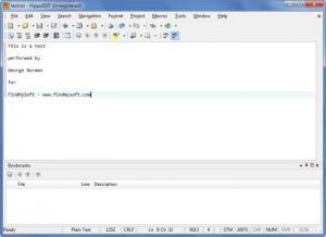Enlarge HippoEDIT Screenshot