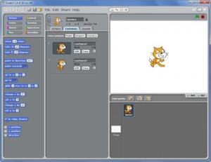 Enlarge Scratch Screenshot
