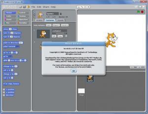 Enlarge Scratch Screenshot