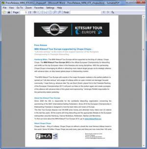 Enlarge Sumatra PDF Screenshot