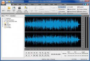 Enlarge AVS Audio Editor Screenshot