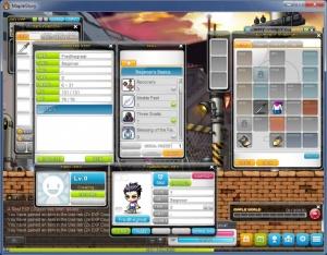 Enlarge MapleStory Screenshot