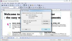Enlarge Foxit Advanced PDF Editor Screenshot