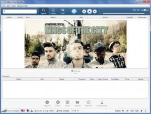 Enlarge FrostWire Screenshot