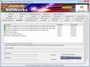 Enlarge Capturix NETWorks Screenshot