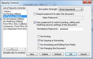 Enlarge DocuCom PDF  Driver Screenshot