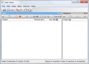 Enlarge Task  Coach Screenshot