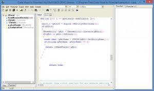 Enlarge Code Visual to FlowChart Screenshot