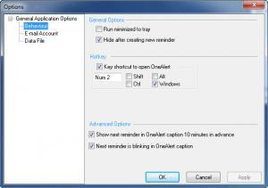 Enlarge  OneAlert Screenshot