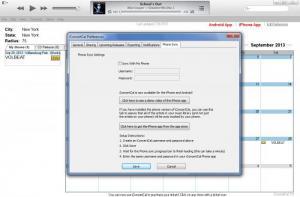 Enlarge iConcertCal Screenshot