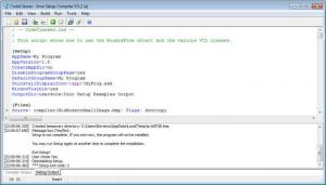 Enlarge Inno  Setup Screenshot