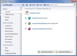 Enlarge Trillian Screenshot