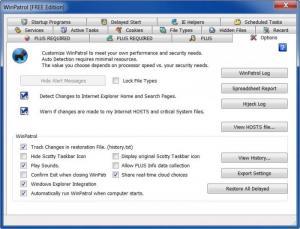 Enlarge WinPatrol Screenshot