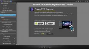 Enlarge PowerDVD Screenshot
