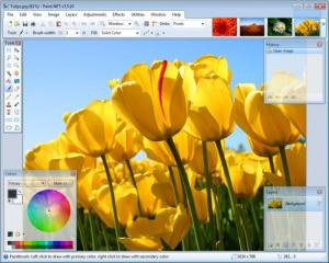 Enlarge Paint.NET Screenshot
