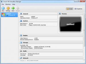 Enlarge VirtualBox Screenshot