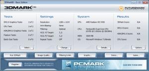 Enlarge 3DMark 06 Screenshot