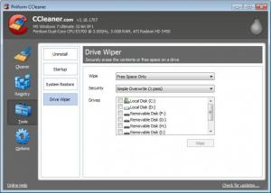 Enlarge CCleaner Screenshot