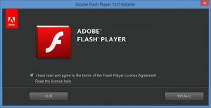 Enlarge Flash Player (Non-IE) Screenshot