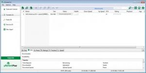 Enlarge uTorrent Screenshot