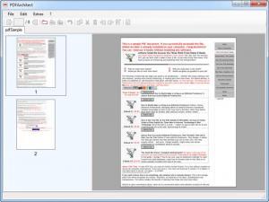 Enlarge PDFCreator Screenshot