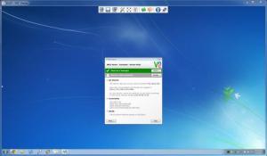 Enlarge RealVNC Screenshot