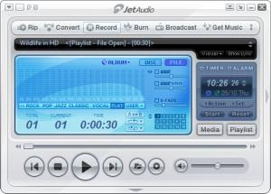 Enlarge jetAudio Screenshot