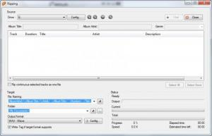 Enlarge jetAudio Screenshot