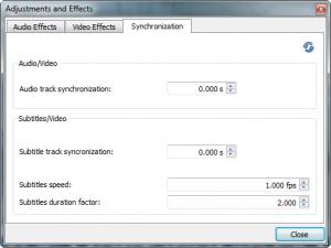 Enlarge VLC Media Player Screenshot